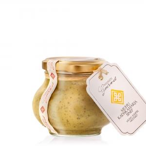Muhu juniper mustard - 200g